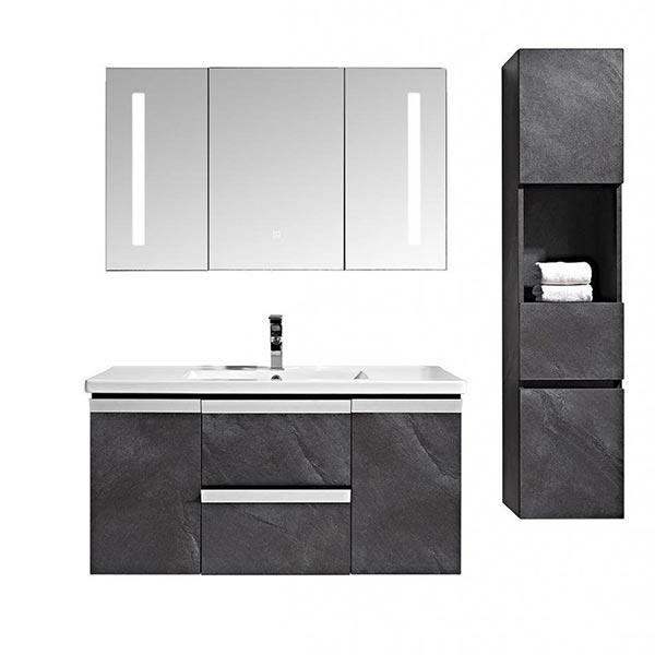 Set-mobile-bagno-Venice-Stone-grigio-antracite-+-colonna-2